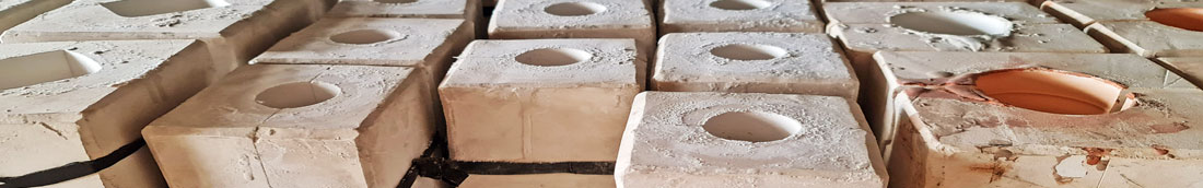 Liejimo formos keramikai